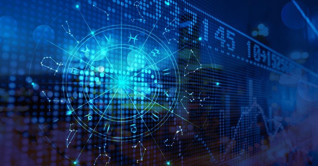Astrology on Stock Market