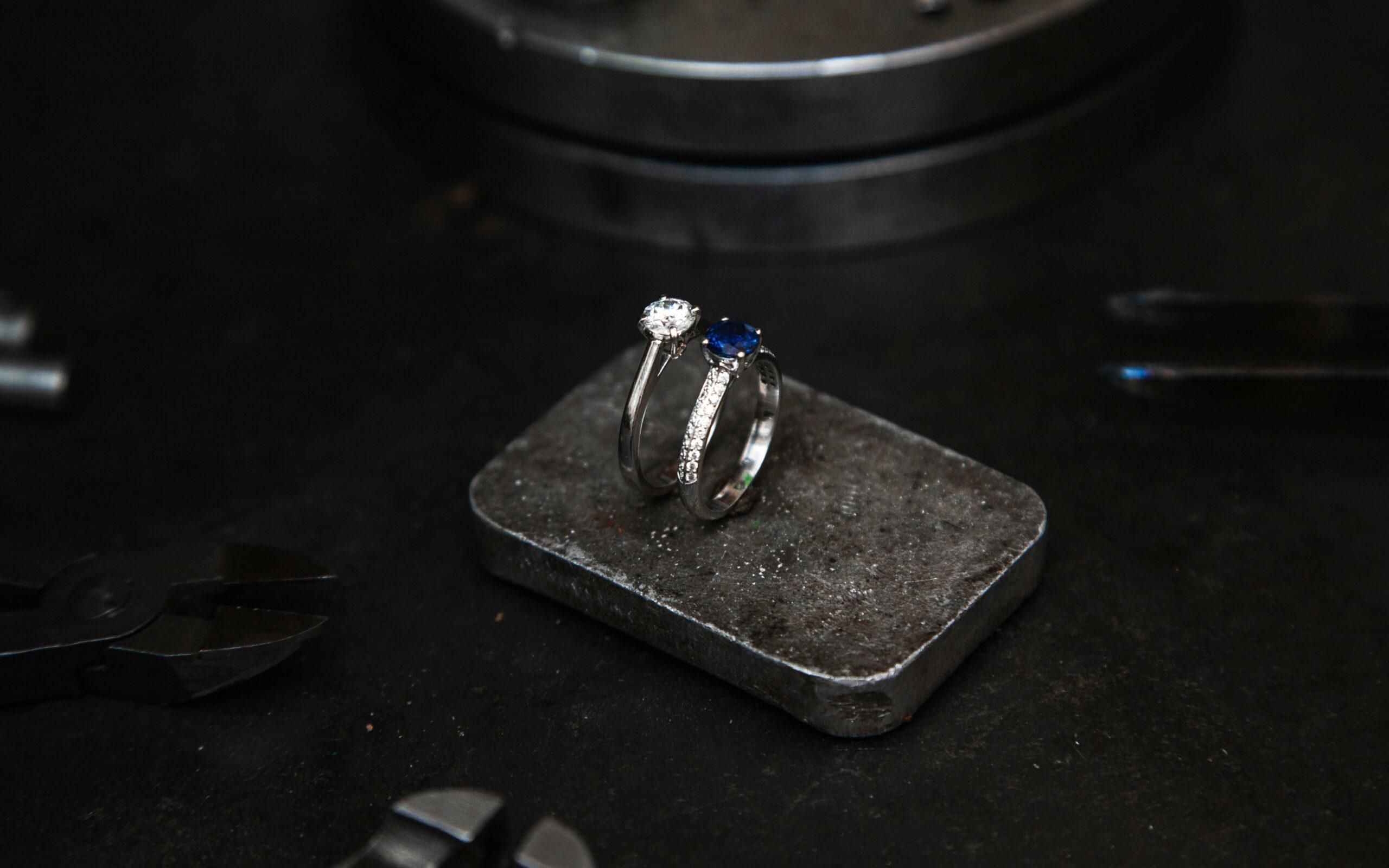 Diamond Jewels Background