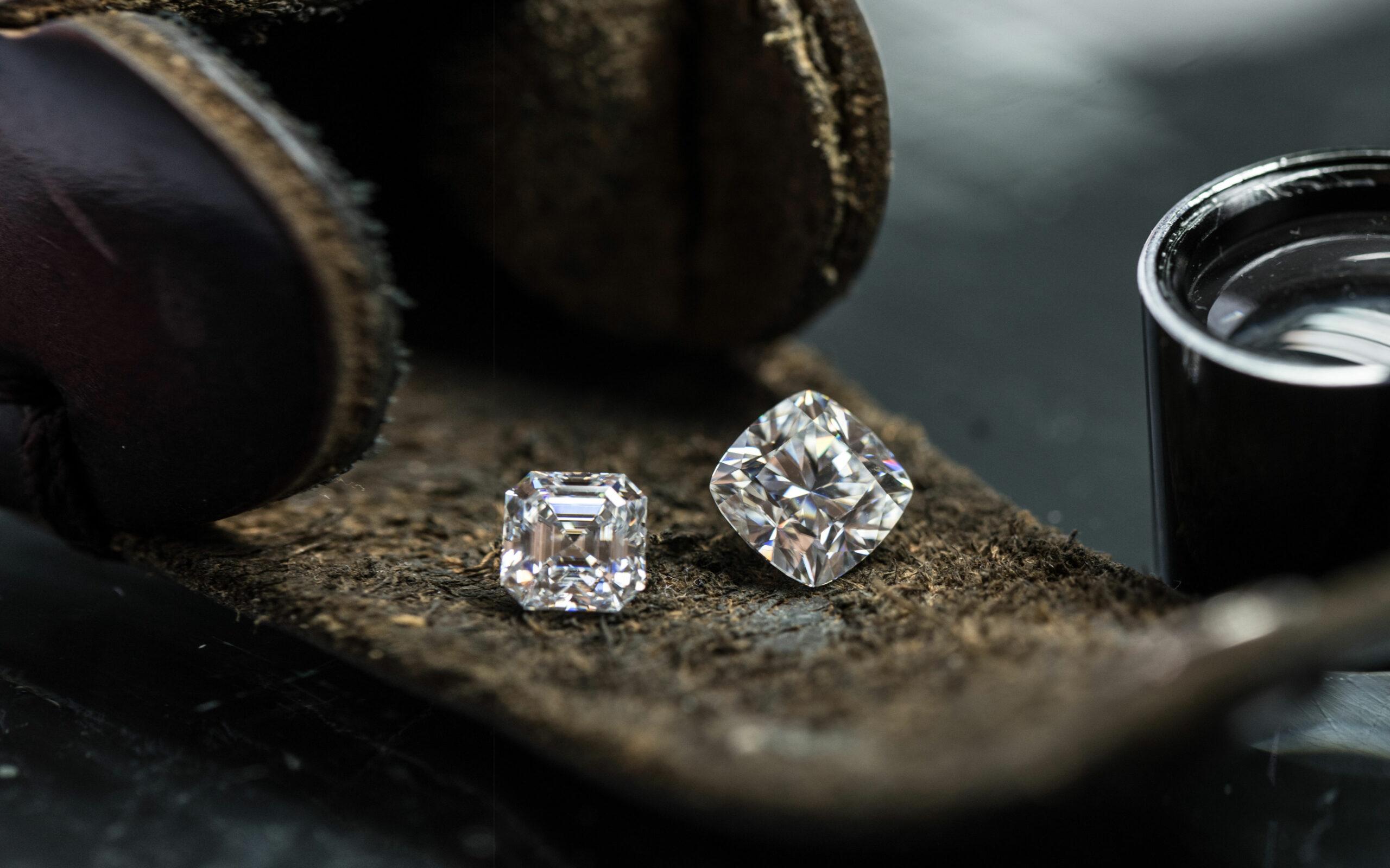 Diamond Background